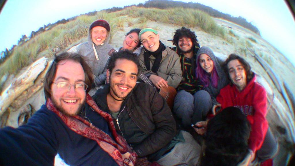2015-04-02 Cedar Rock Farm trip to Ona Beach